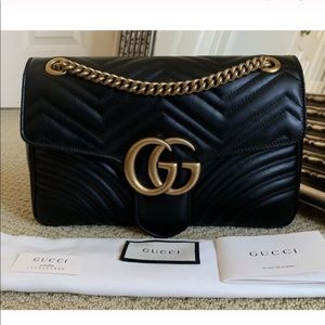 Gucci Marmont Bag Medium